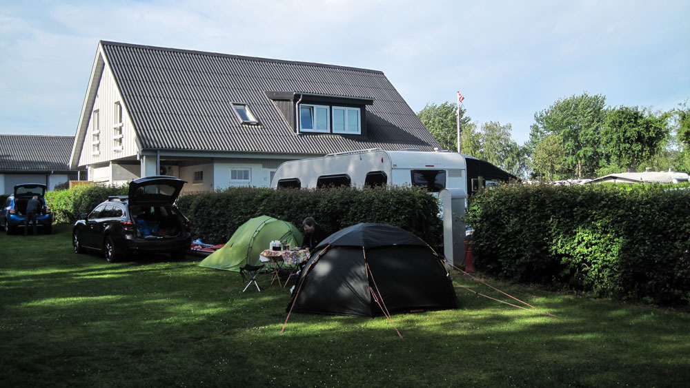Camping Madeskov