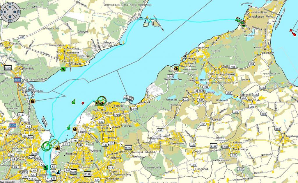 Schauende Flensburg Track