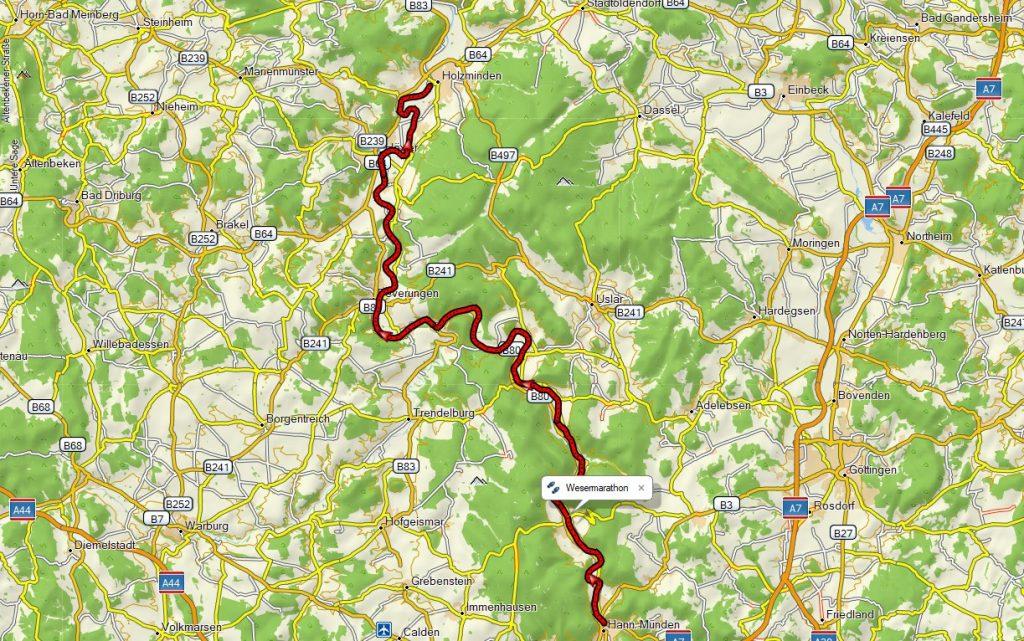 Wesermarathon HMü Holzminden
