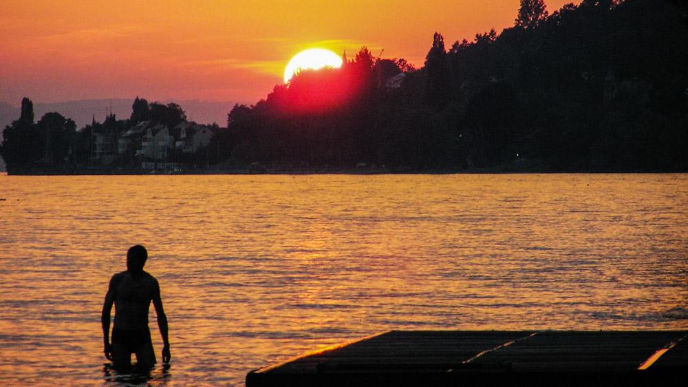 Friedrichshafen Sunset