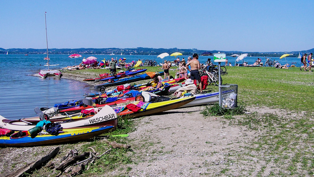Rast Camping Bregenz