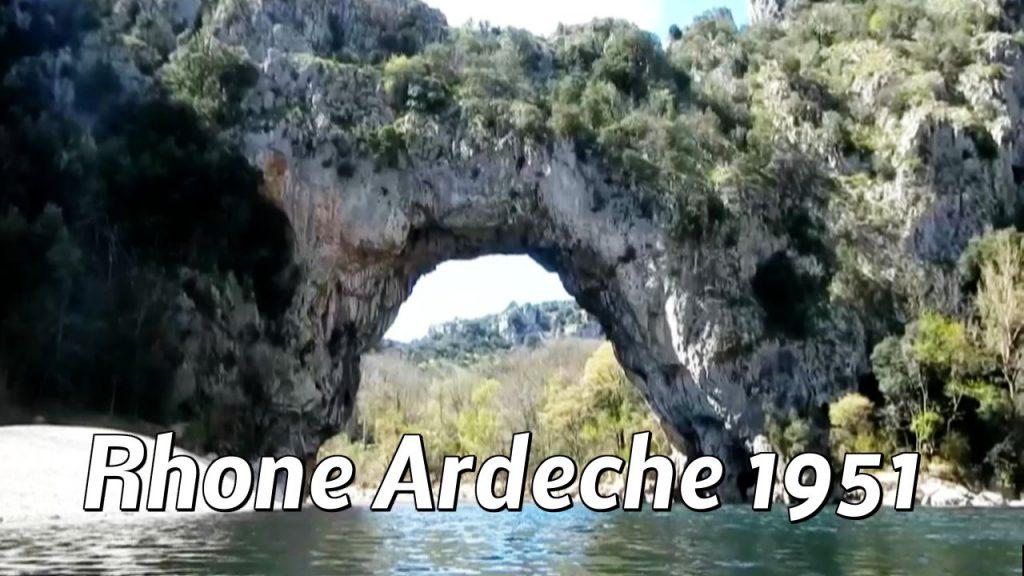 Titel pont d arc